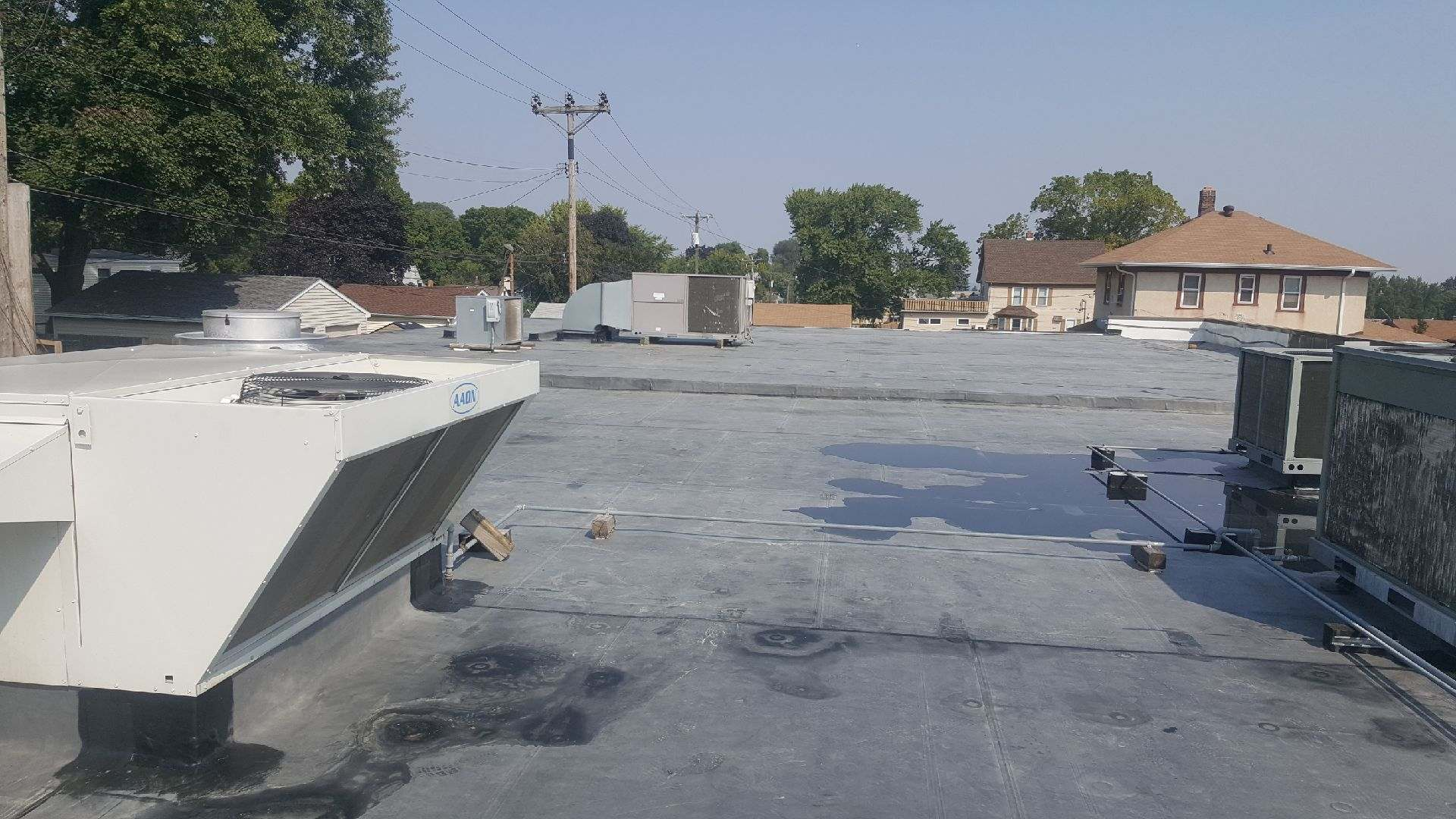 Commercial Roofing Contractor Repair Installation Minneapolis Mn Ck Roofing Construction Inc